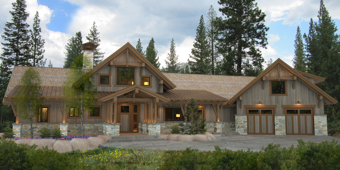 Timber Frame Home Design | Latest Gallery Photo