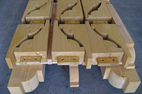Interior Amp Exterior Timber Frame Components