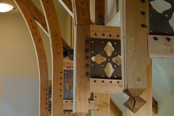 Laramie-Valley-Chapel-Wyoming-Canadian-Timberframes-Timber-Details