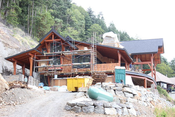 Whytecliff-Bowen-Island-British-Columbia-Construction-Timber