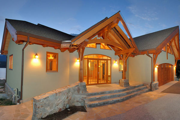 Purcell-Peaks-Invermere-BC-Canadian-Timberframes-Entry