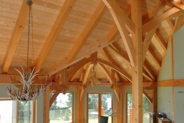 Purcell-Peaks-Invermere-BC-Canadian-Timberframes-Timber-Beams