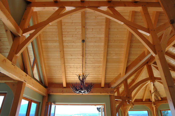 Purcell-Peaks-Invermere-BC-Canadian-Timberframes-Ceiling