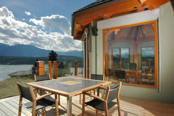 Purcell-Peaks-Invermere-BC-Canadian-Timberframes-Rear-Deck