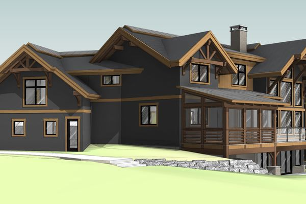Northern-Meadows-Whitecourt-Alberta-Canadian-Timberframes-Design-Right-Rear-Perspective