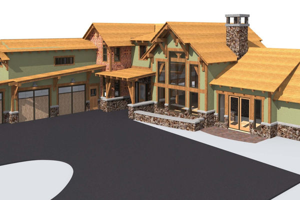 Bow-River-Alberta-Canadian-Timberframes-Design-Front-Right-Exterior