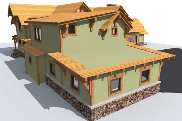 Bow-River-Alberta-Canadian-Timberframes-Design-Side-Exterior