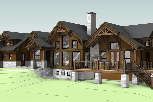 Aspen-Beauty-Colorado-Canadian-Timberframes-Design-Front-Right-Elevation