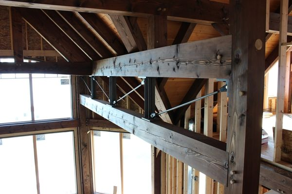 Great-Lakes-Legacy-Michigan-Canadian-Timberframes-Construction-Great-Room