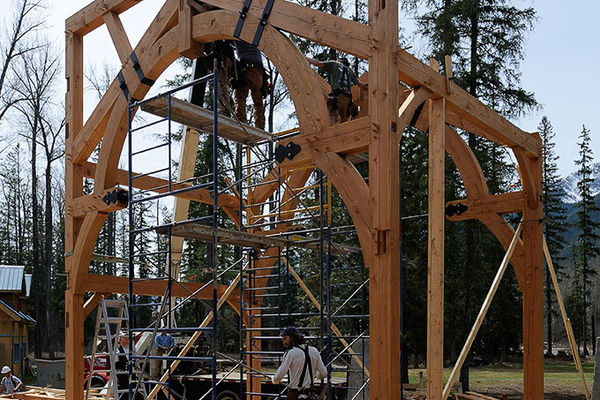 Elk-River-Fernie-British-Columbia-Canadian-Timberframes-Construction